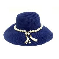 Toptan Yazlık İncili Bayan Şapka Modelleri
