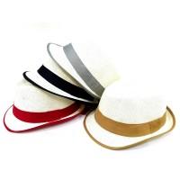 Toptan Yazlık Kaliteli Çocuk Kovboy Şapkası J12